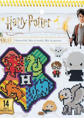 Perler Perler Fused Bead Books Pattern Pad Warner Bros Harry Potter