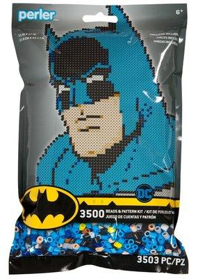 Perler Perler Fused Bead Kit Batman 3500pc