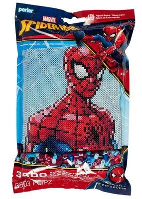 Perler Perler Fused Bead Kit Marvel Spider-Man 3500 Piece