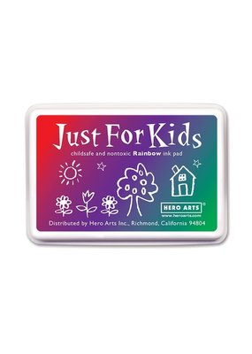 Hero Arts Just For Kids Ink Pad Rainbow