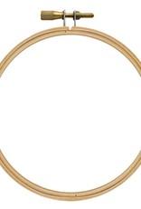 Darice Embroidery Hoop Wooden 4 Inch
