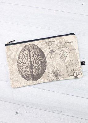 Cognitive Surplus Zipper Case Brain Science