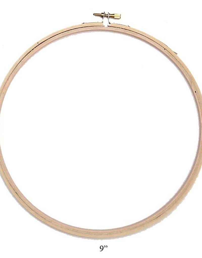 Darice Embroidery Hoop Wooden  9 Inch