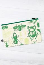 Cognitive Surplus Zipper Case Insects