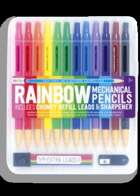 Ooly Mechanical Pencils Rainbow