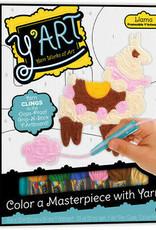 Kahootz Y'Art Craft Kit Llama