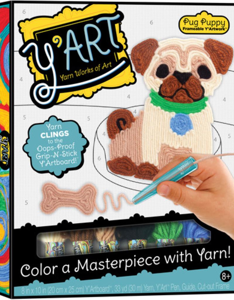 Kahootz Y'Art Craft Kit Puppy