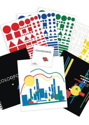 Colorforms Retro The Original Colorforms Set