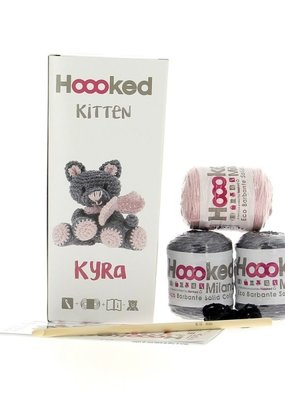 Hoooked Crochet Kit Kitten