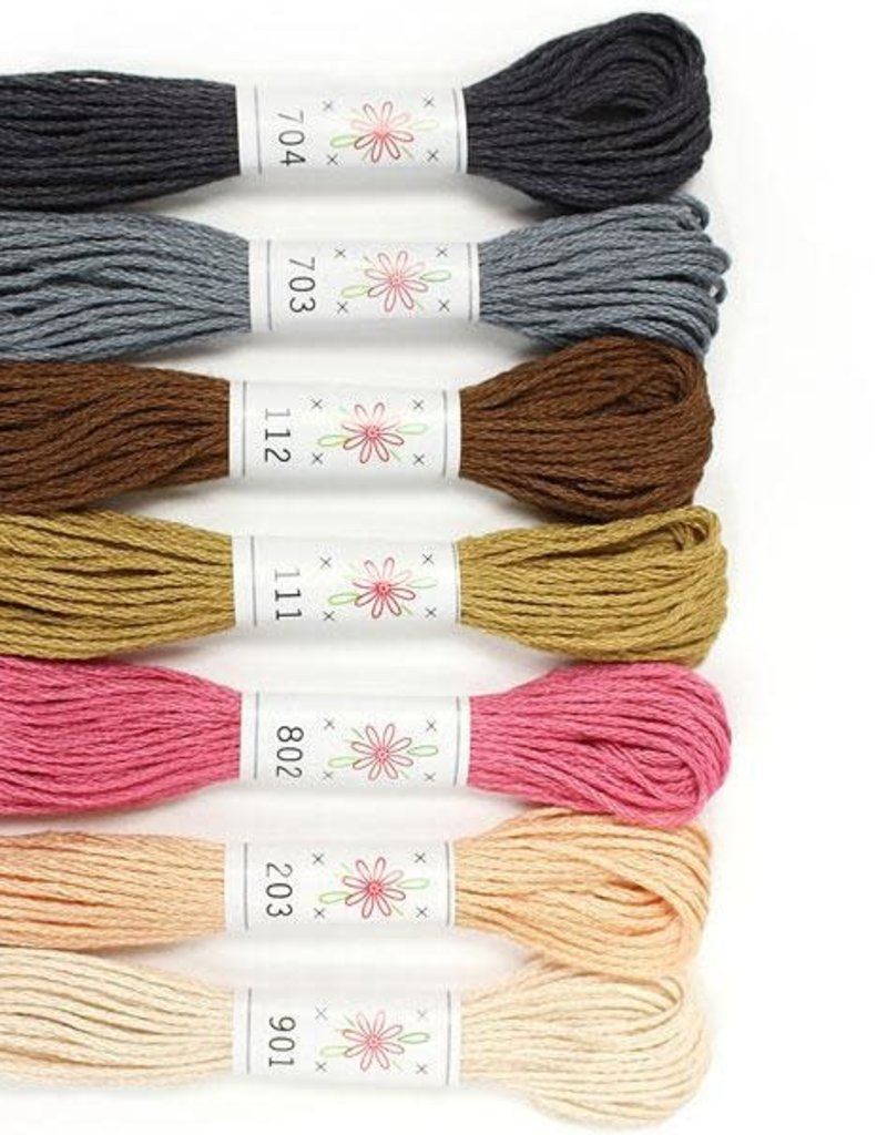 Sublime Stitching Embroidery Floss Pack