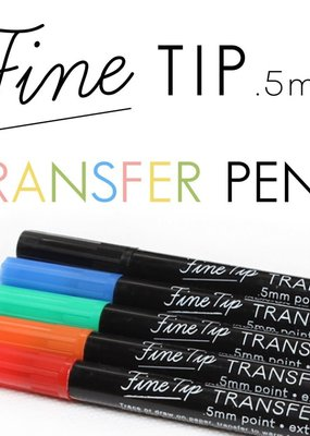 Sublime Stitching Iron On Transfer Pen