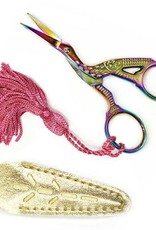 Sublime Stitching Prismatic Stork Embroidery Scissors