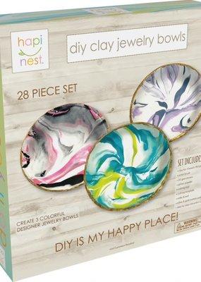 hapi nest Clay Jewelry Bowls Kit