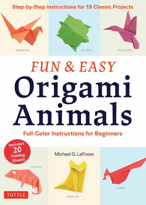 Tuttle Publishing Fun and Easy Origami Animals