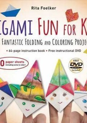 Tuttle Publishing Origami Kit Fun for Kids