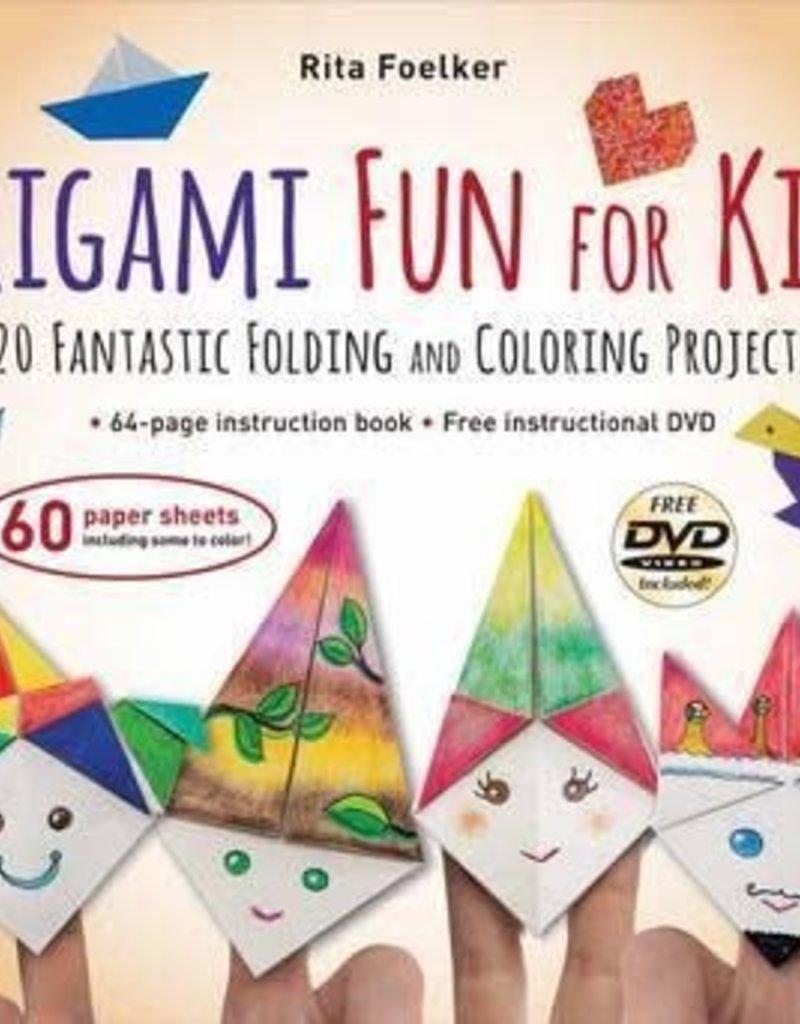 Tuttle Publishing Origami Kit Fun for Kids
