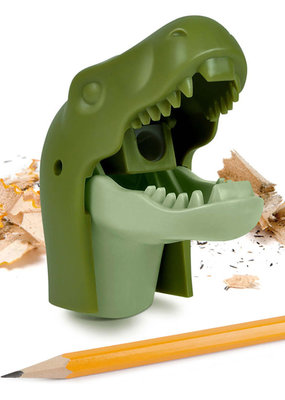 Fred Pencil Sharpener Write Bite Dinosaur