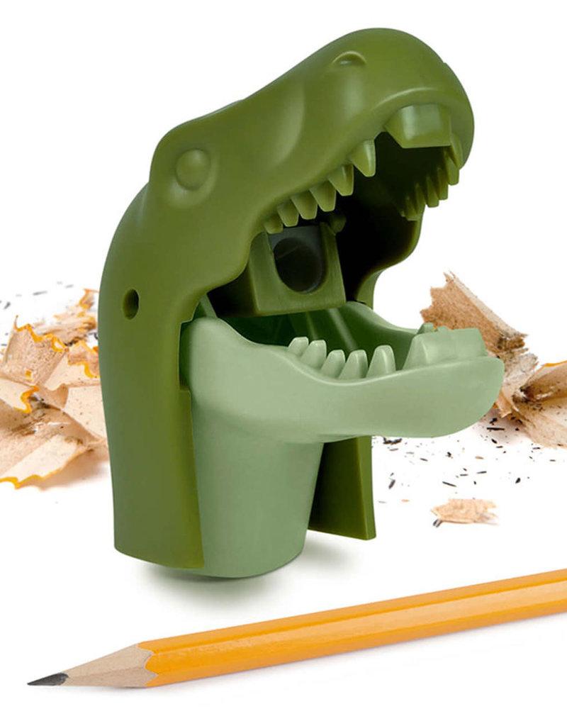 Fred Pencil Sharpener Write Bite Dinosaur