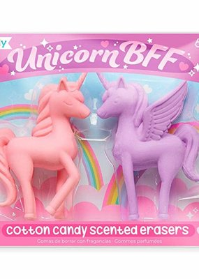 Ooly Erasers Scented Unicorn BFF Set of 2