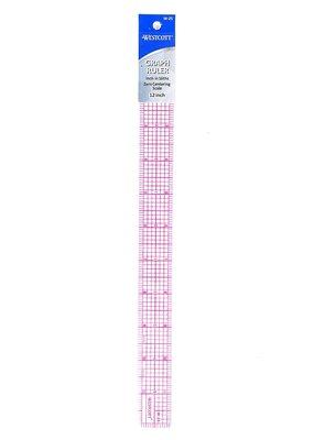 C-Thru Ruler 1 X 12 Standard
