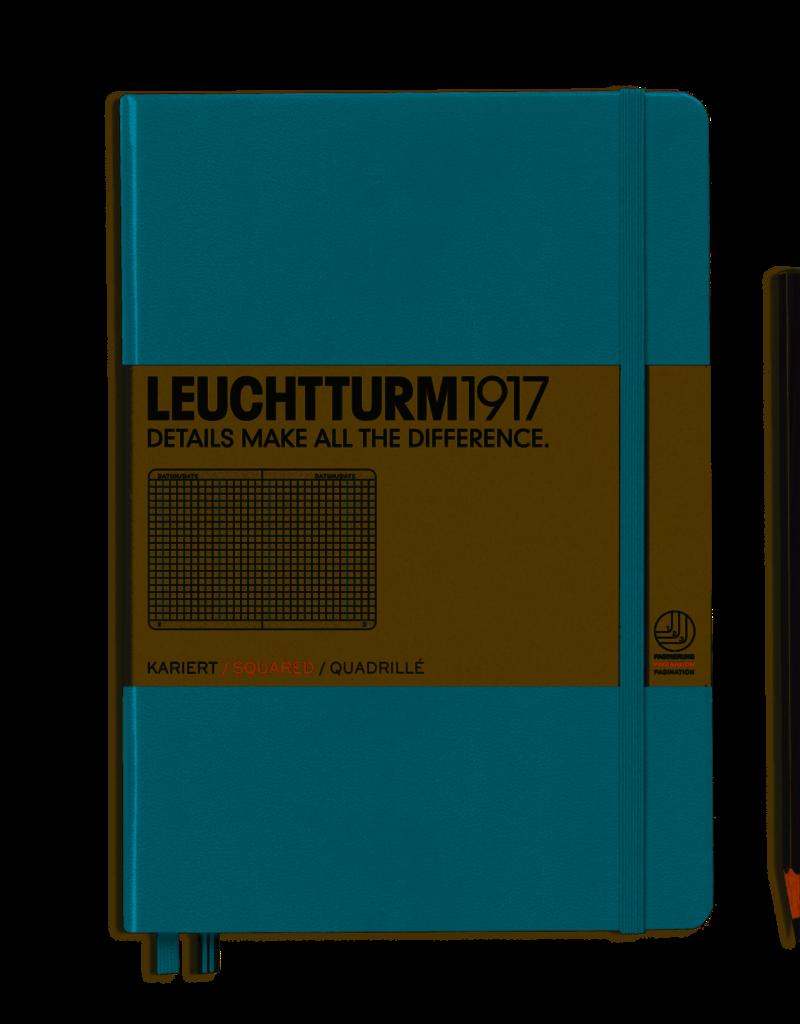 Leuchtturm Leuchtturm Medium Hardcover Squared