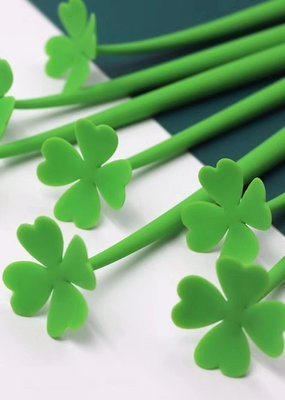 Gel Pen Lucky Clover
