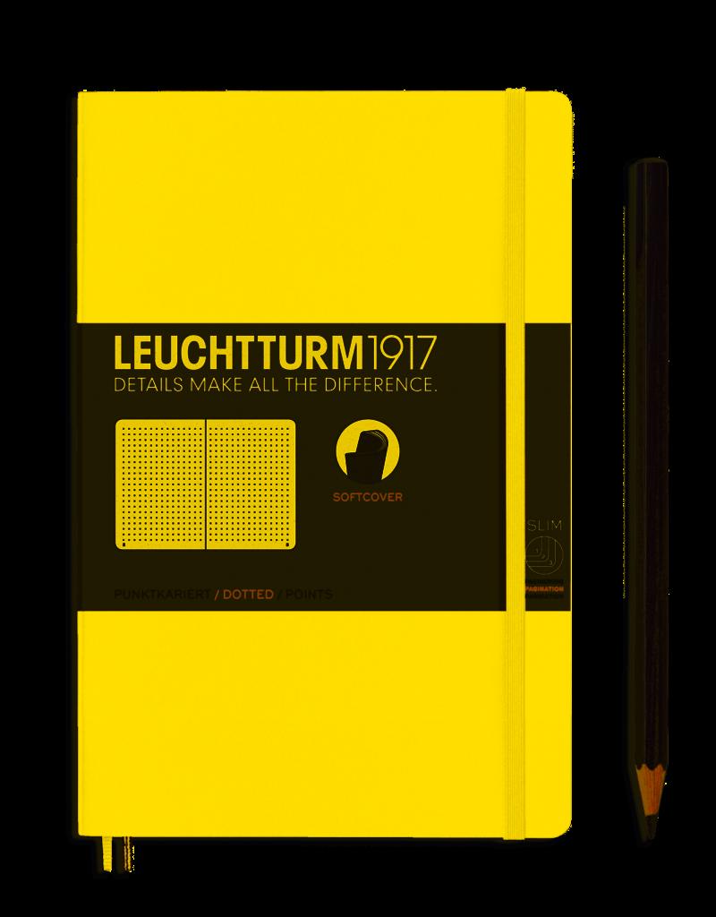 Leuchtturm Leuchtturm Softcover B6+ Dotted