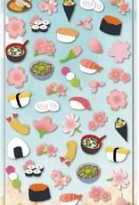 Stickers Sakura Sushi