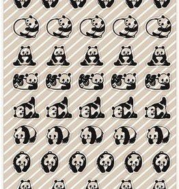 Sticker Panda Clear