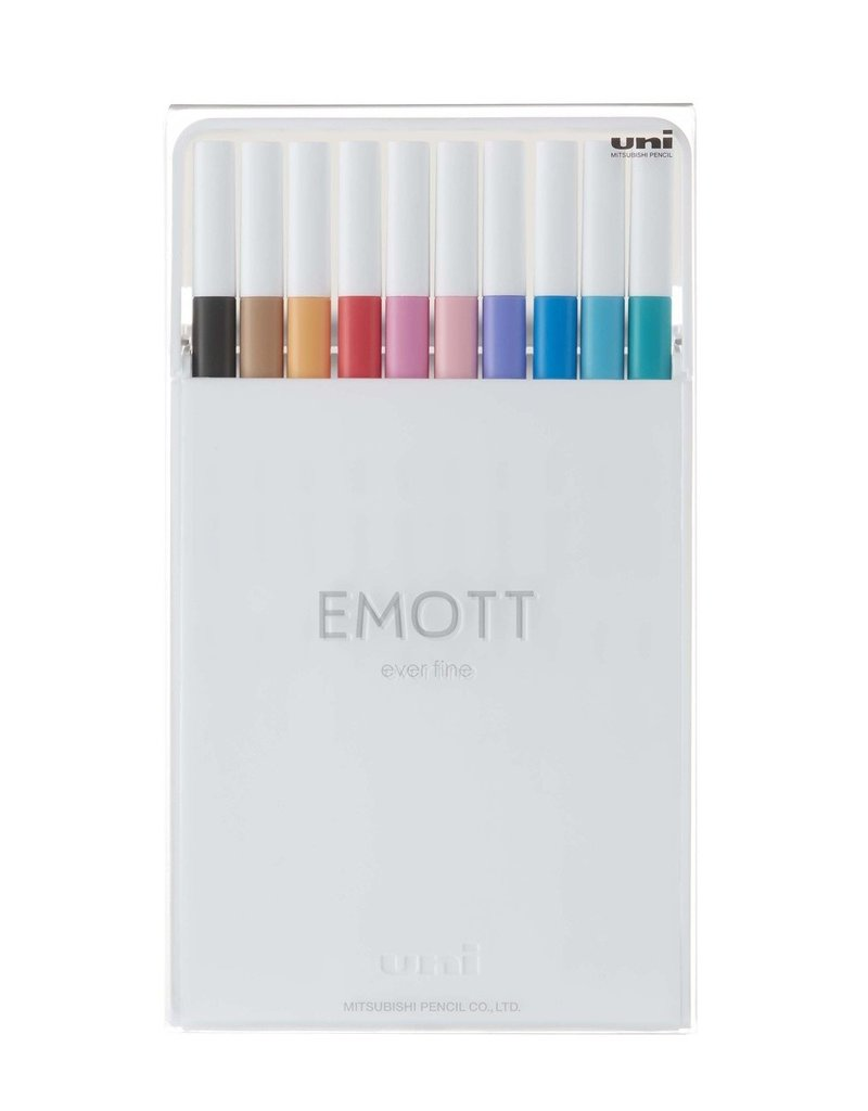 EMOTT EMOTT 10 Pen Set