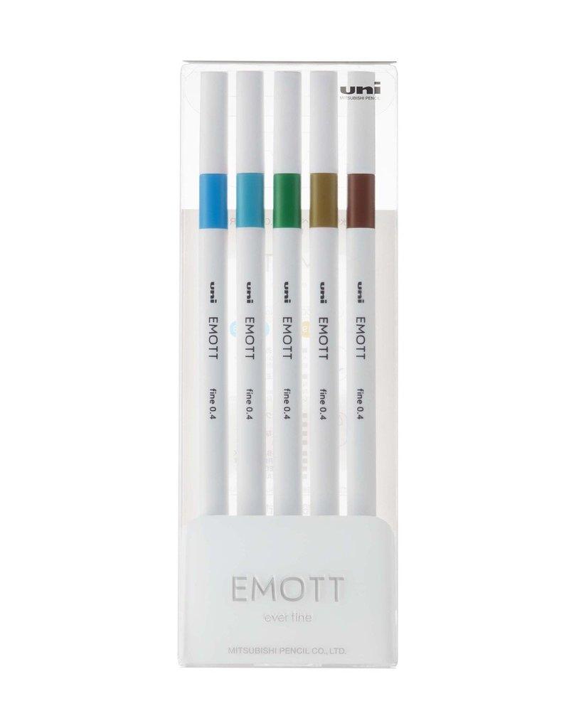 EMOTT EMOTT 5 Pen Set