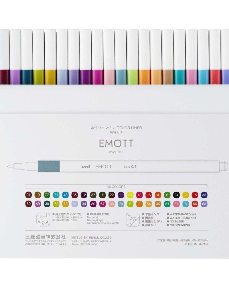 EMOTT EMOTT 40 Pen Set