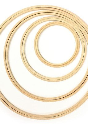 Klass and Gessmann Klass and Gessmann No Screw Embroidery Hoop 8mm 4 Inch