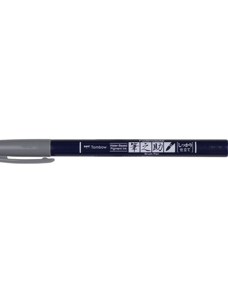 Tombow Fudenosuke Colored Brush Pen