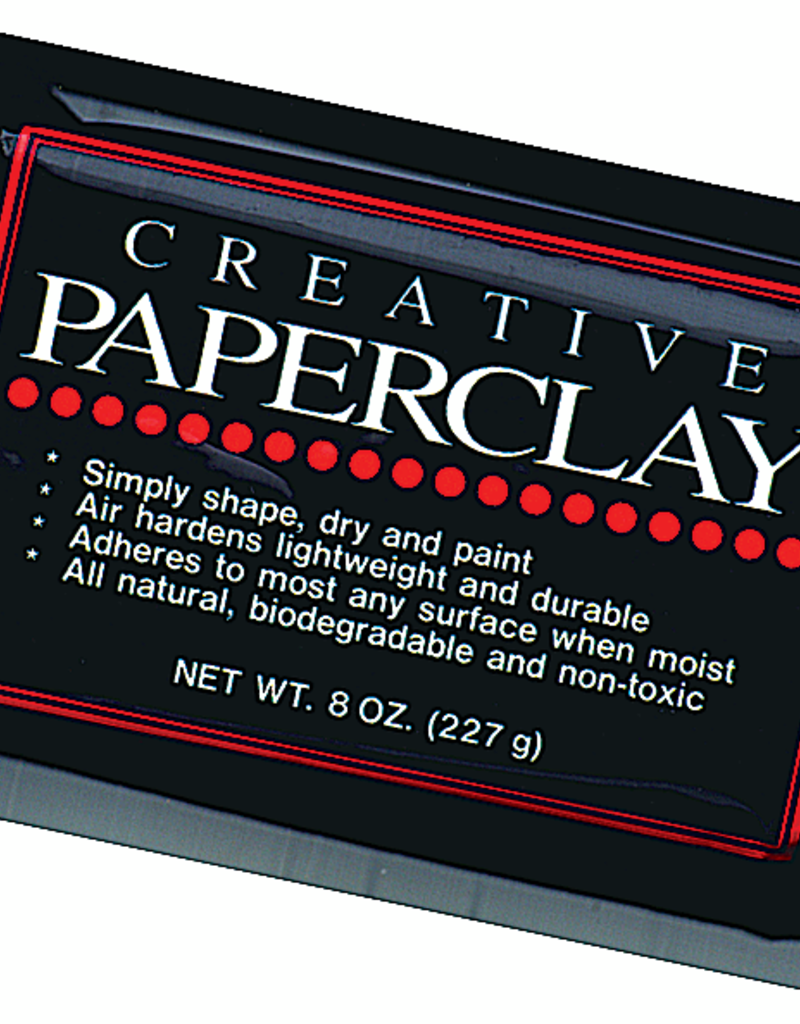 Creative Paperclay Creative Paperclay 8 Ounce