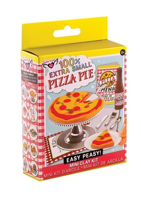 Fashion Angels Mini Clay Kit Pizza