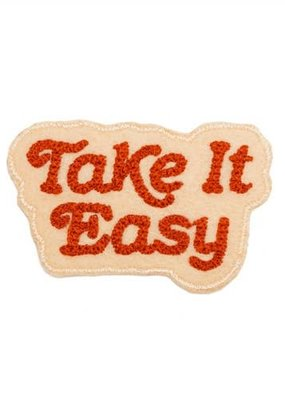 Lucky Horse Press Patch Take It Easy