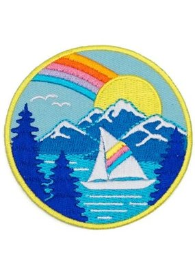 Lucky Horse Press Patch Tahoe