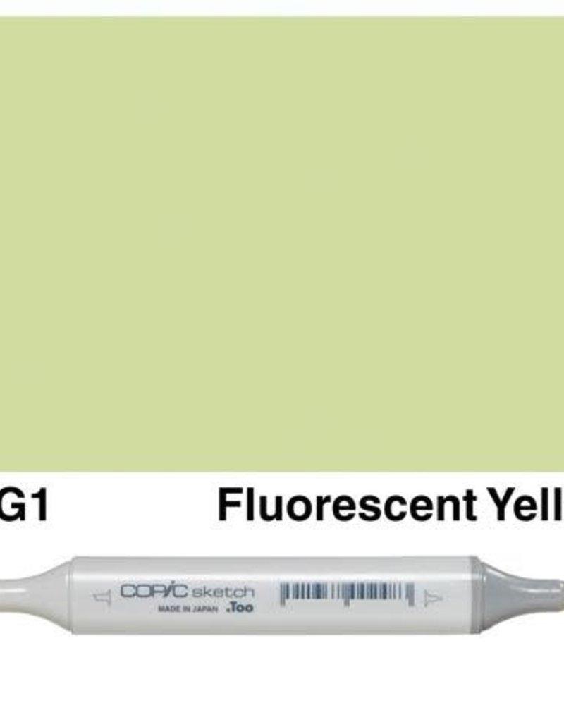 Copic Copic Sketch Fluorescents