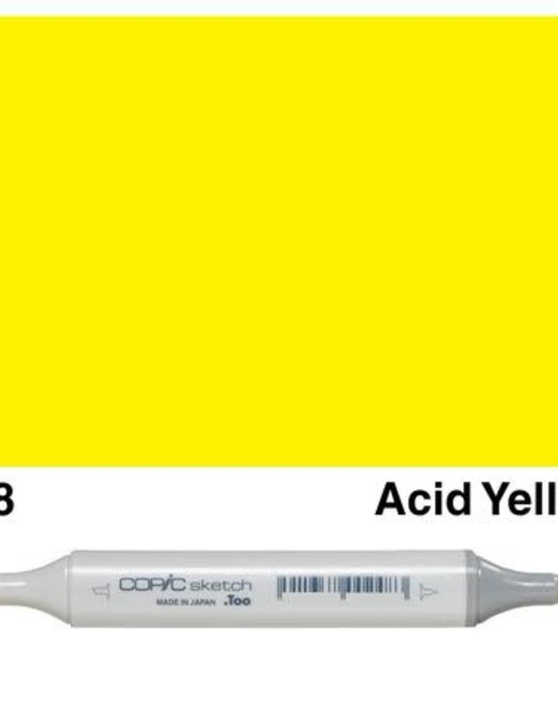 Copic Copic Sketch Yellows