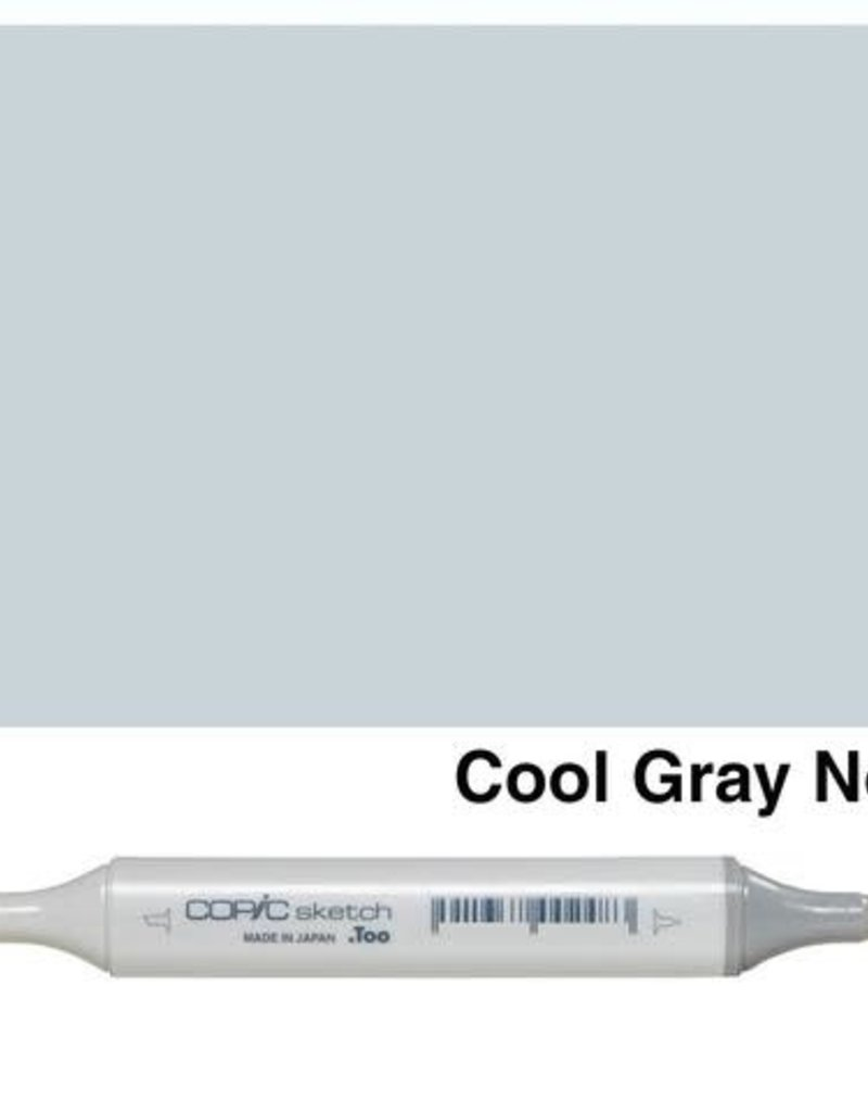Copic Copic Sketch Cool Grays