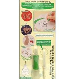 Clover Clover Embroidery Stitching Tool Set