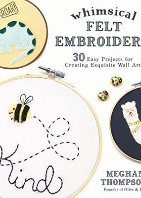 Macmillan Whimsical Felt Embroidery