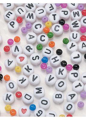 Darice Alphabet Bead Kit