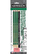 General Pencil Drawing Pencil Kit