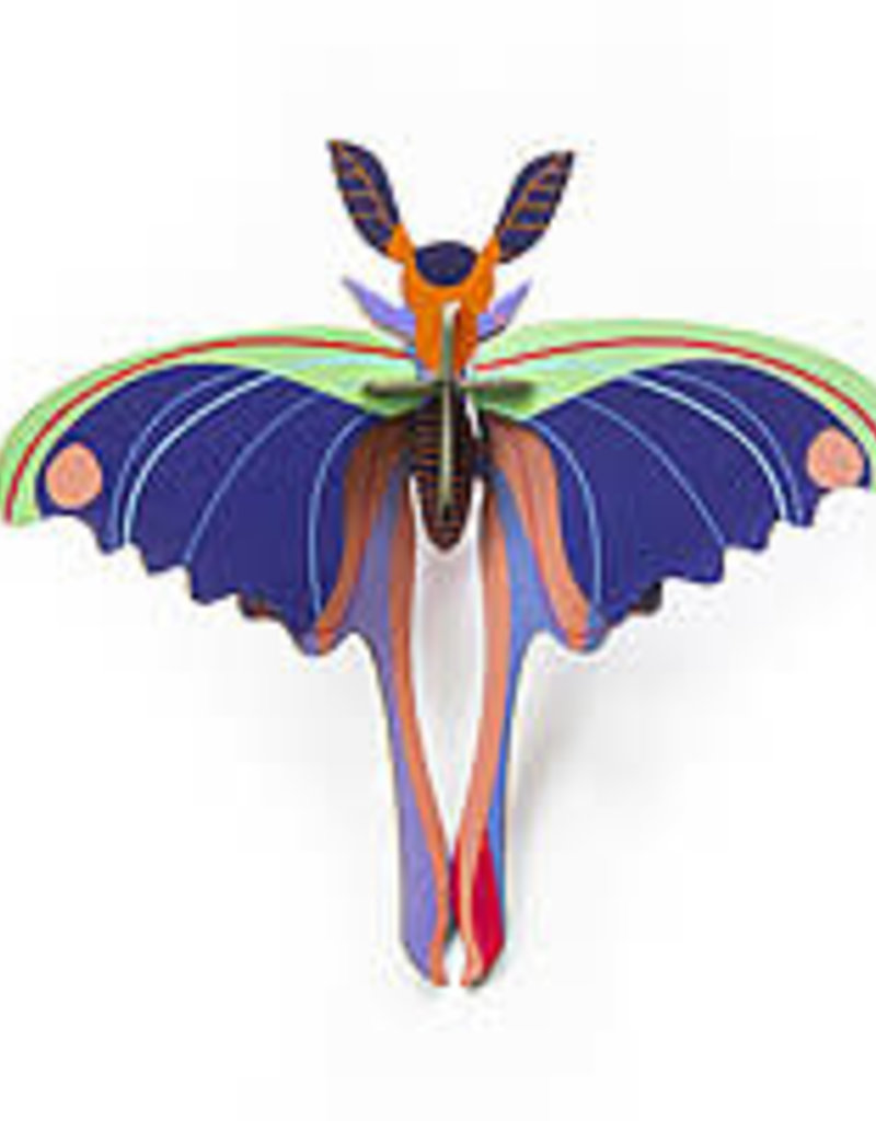 Studio Roof Wall Decoration Kit Comet Butterfly