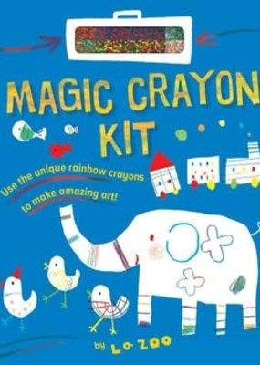 Simon & Schuster Magic Crayon Kit