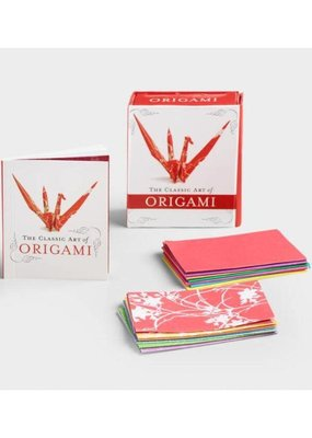 Hachette The Classic Art Of Origami Kit