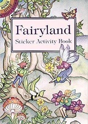 Dover Activity Sticker Book Fairyland