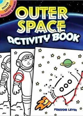 Dover Activity Book Outer Space